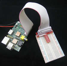 GPIO extension board